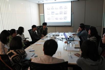 briefing workshop